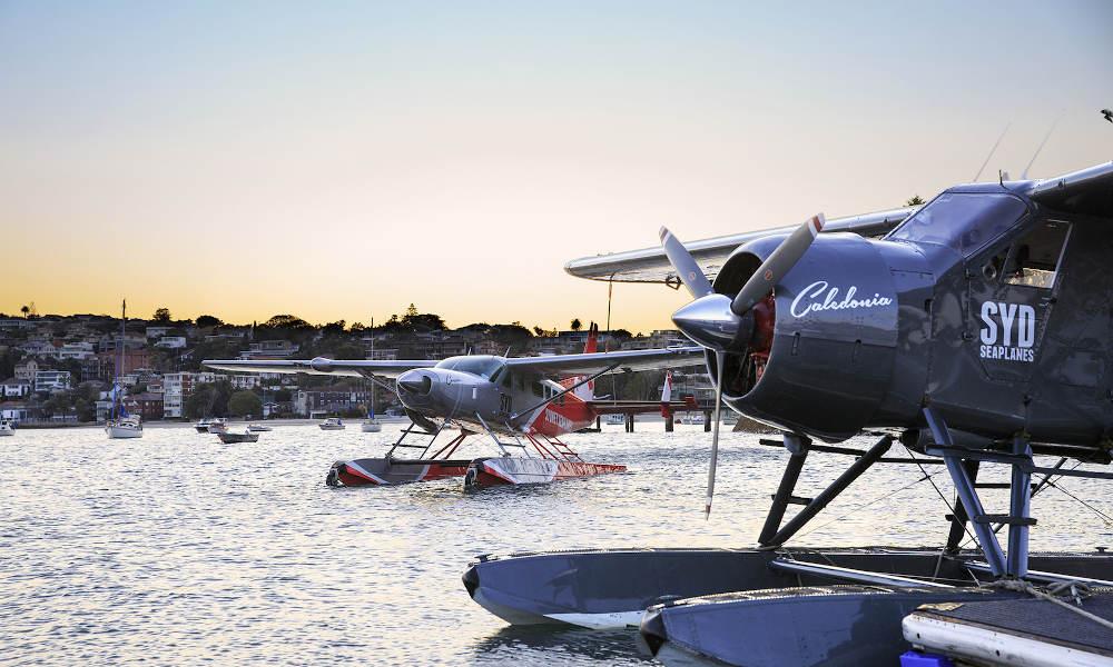 Sydney Highlights Flight Only seaplanes