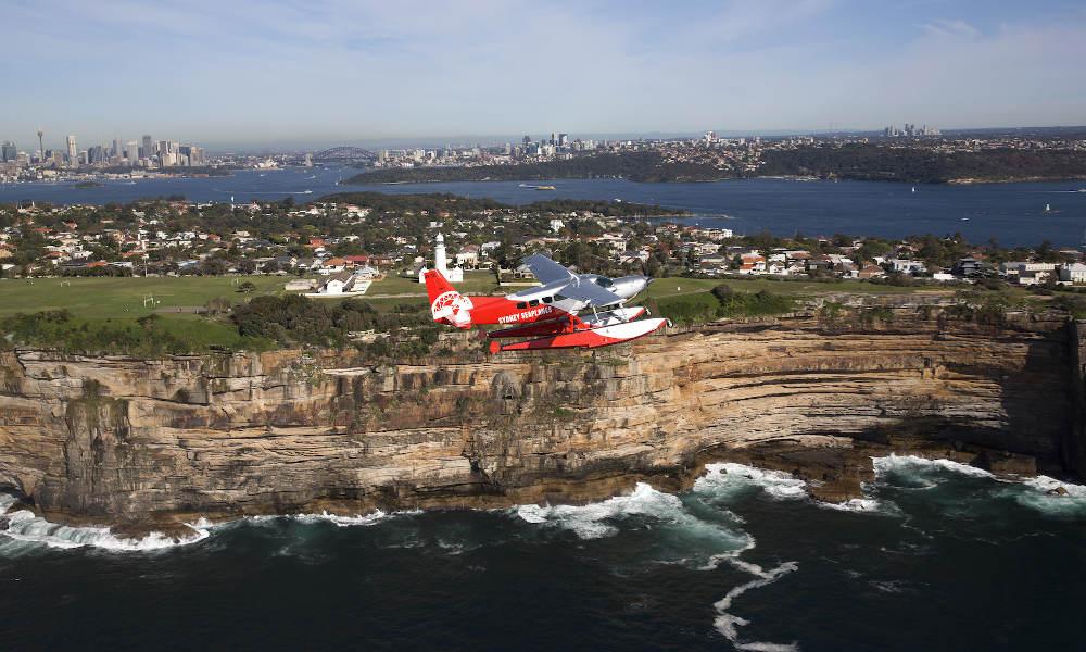 Sydney Highlights Flight Only scenic views