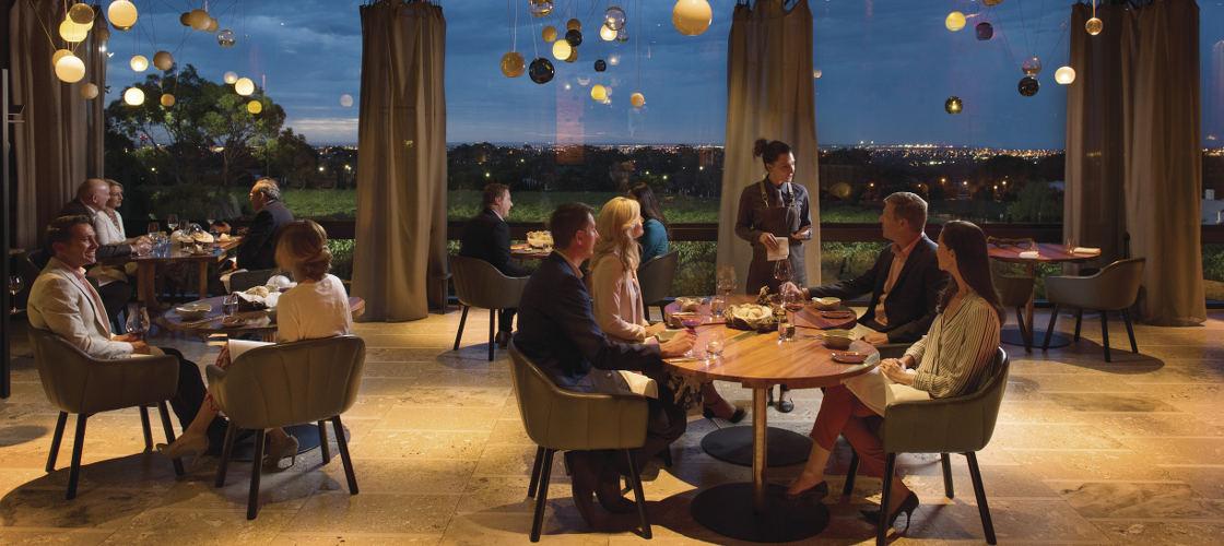 Magill Estate Twilight Luxury Degustation
