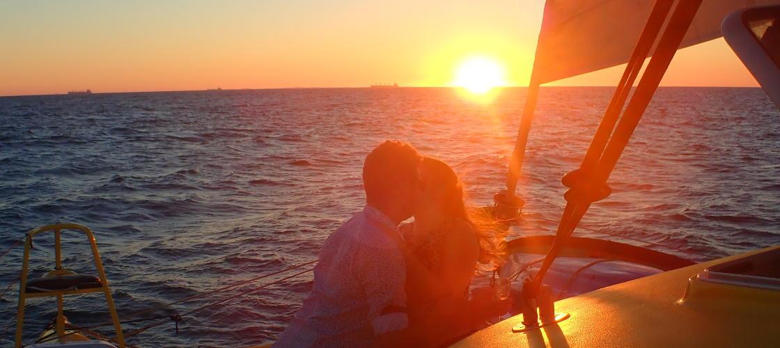 Fremantle Twilight Sail Cruise