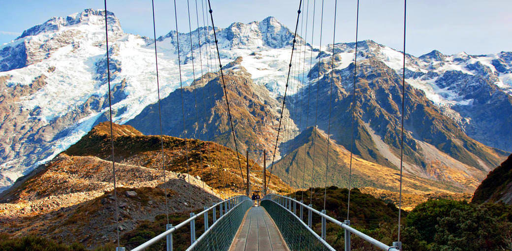 Free Things To Do  Hooker Valley Track
