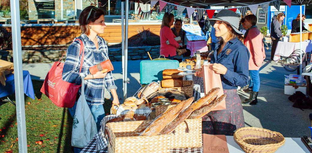 Wanaka Farmers Markets