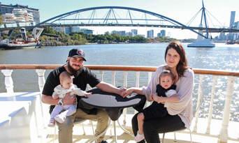 Brisbane Buffet Lunch Cruise - Sunday Thumbnail 3