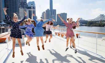 Brisbane Buffet Lunch Cruise - Sunday Thumbnail 5