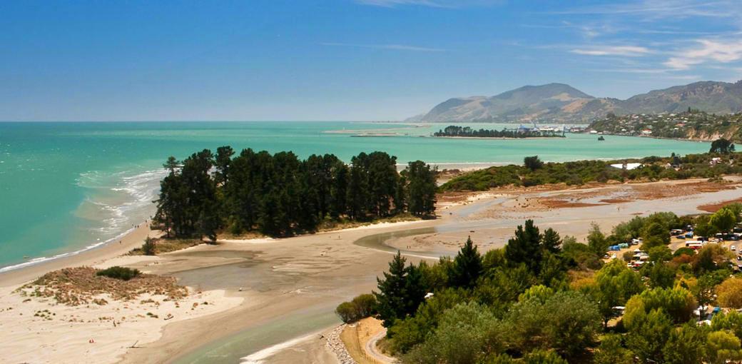 Tahunanui Beach Reserve