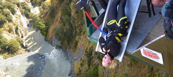 Shotover Canyon Swing and Fox Combo Thumbnail 3