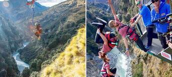 Shotover Canyon Swing and Fox Combo Thumbnail 1