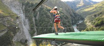 Shotover Canyon Swing and Fox Combo Thumbnail 4