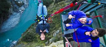 Shotover Canyon Swing and Fox Combo Thumbnail 6