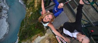Shotover Canyon Swing and Fox Combo Thumbnail 2