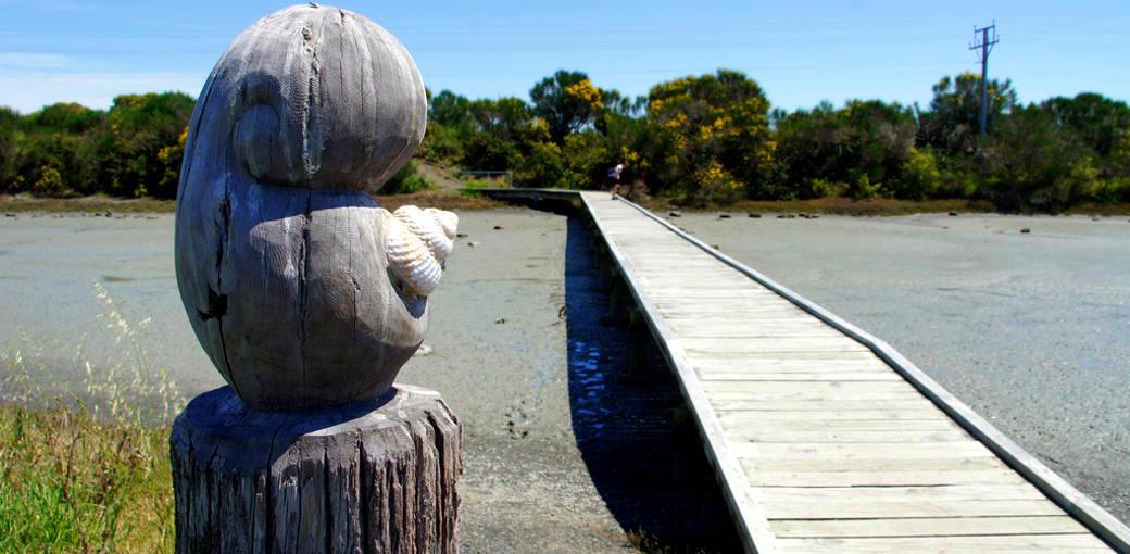 Free Things To Do  Ahuriri Estuary Walking Track