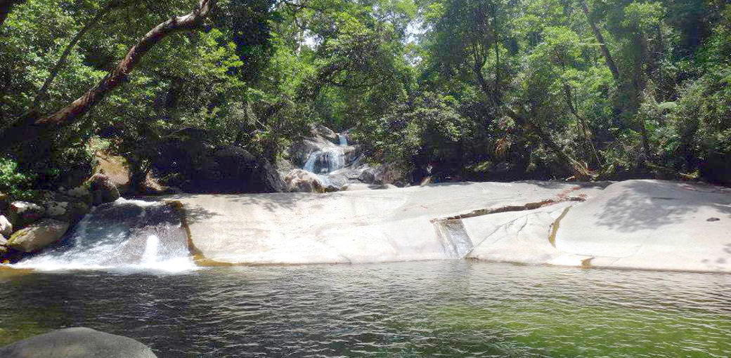 Free Things To Do  Josephine Falls