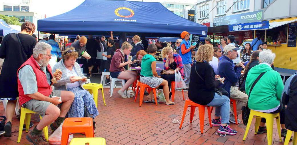 Free Things To Do  Rotorua Night Markets