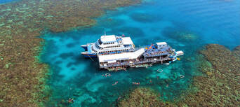 Great Barrier Reef Cruise to Sunlover Reef Cruises Pontoon Thumbnail 6