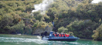 The Squeeze & Jet Boat Ride Thumbnail 2