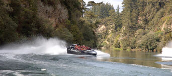 The Squeeze & Jet Boat Ride Thumbnail 6