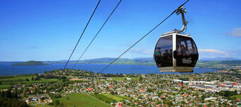 Skyline Gondola and Luge Runs Thumbnail 1