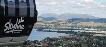 Skyline Gondola and Luge Runs Thumbnail 3