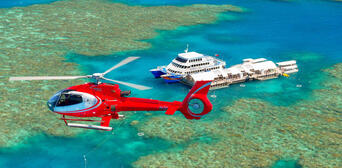 Great Barrier Reef Scenic Flight & Cruise Packages Thumbnail 3