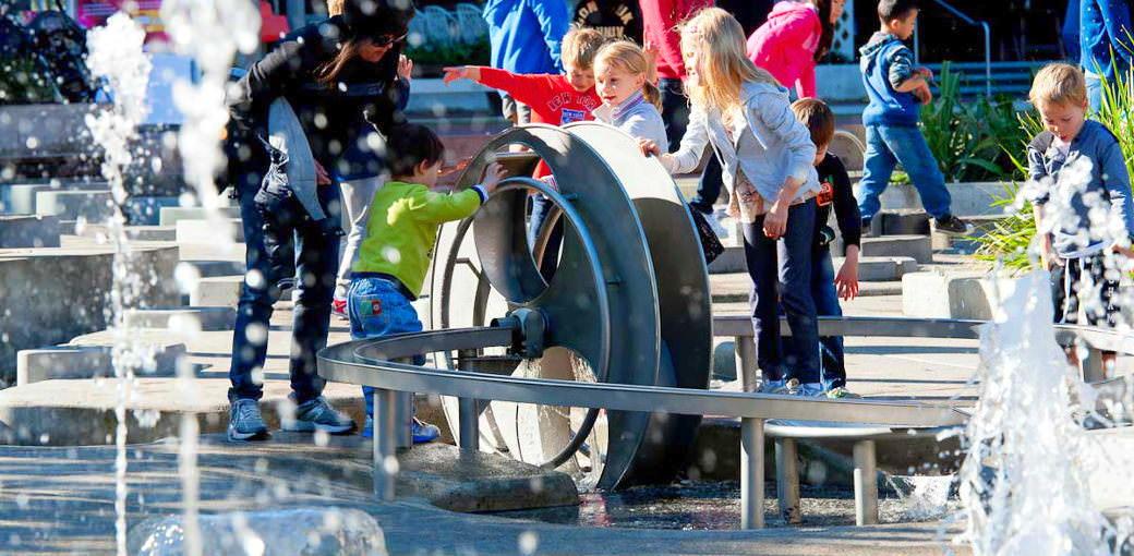 Darling Quarter Childrens Playground