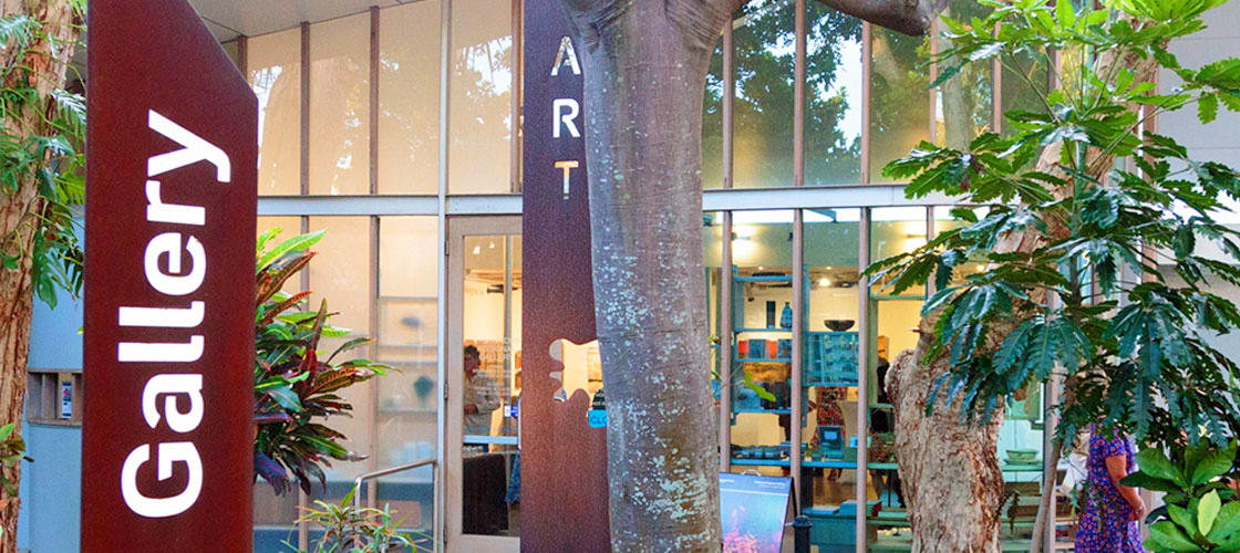 Free Things To Do  Caloundra Regional Art Gallery