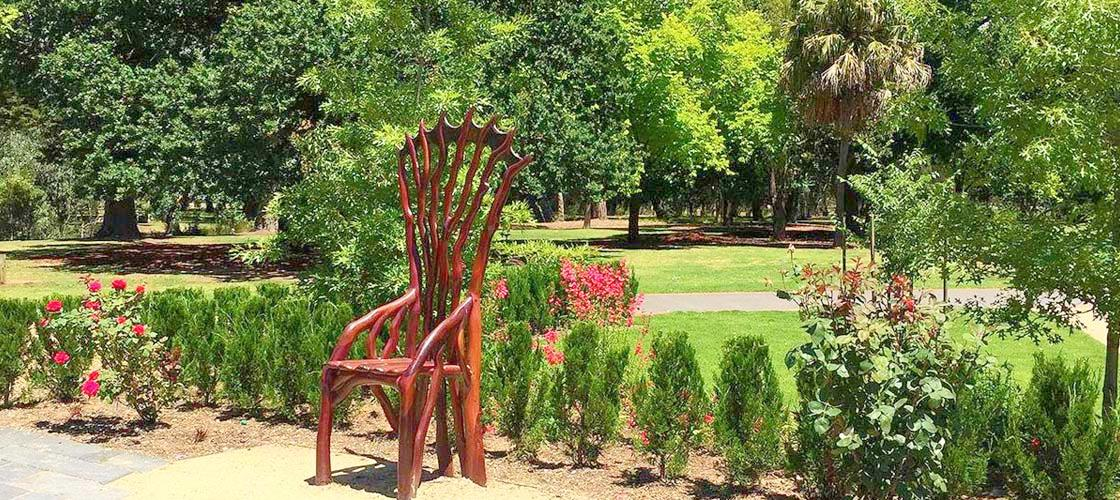 Free Things To Do  Bendigo Botanic Gardens