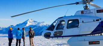 Glacier Landing 35 Minute Scenic Flight Thumbnail 1