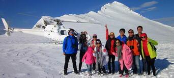Glacier Landing 35 Minute Scenic Flight Thumbnail 2