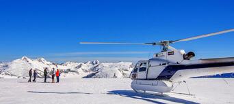 Glacier Landing 35 Minute Scenic Flight Thumbnail 3