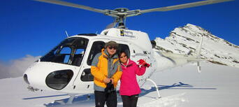 Glacier Landing 35 Minute Scenic Flight Thumbnail 4