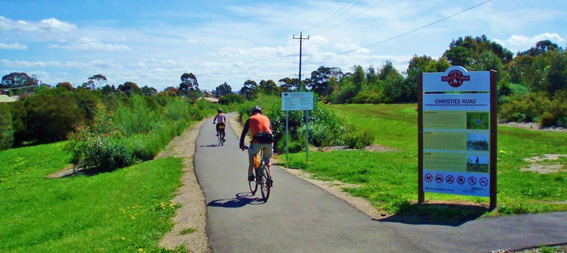 Free Things To Do  Bellarine Rail Trail Geelong