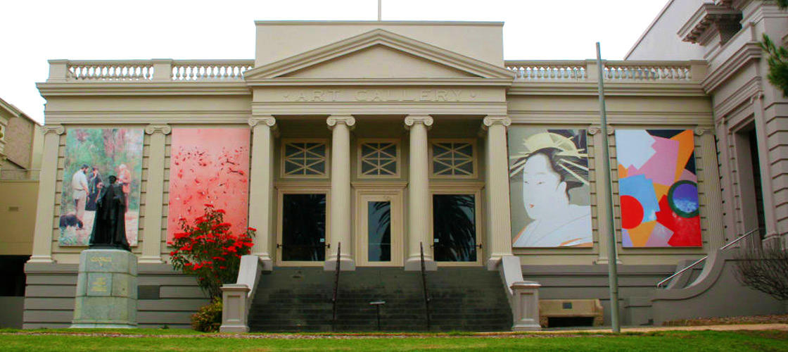 Free Things To Do  The Geelong Art Gallery