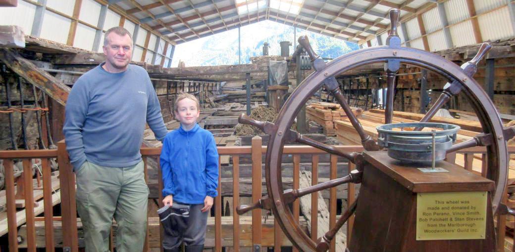 Free Things To Do  Edwin Fox Maritime Museum