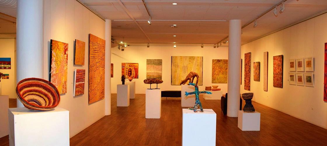 Free Things To Do  Bundaberg Art Gallery