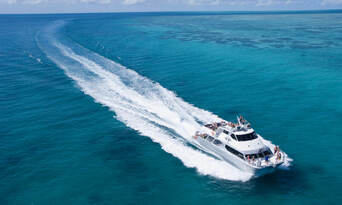 Great Barrier Reef Cruise to Upolu Cay and Outer Reef Thumbnail 1