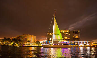 Cairns Harbour and Dinner Cruise Thumbnail 3