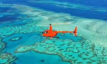 2 Hour Whitehaven Beach Helicopter Flight Thumbnail 1