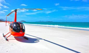 2 Hour Whitehaven Beach Helicopter Flight Thumbnail 6