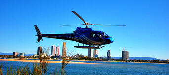Gold Coast Jet Boat Ride and Helicopter Package Thumbnail 6