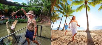 Port Douglas and Hartleys Crocodile Adventures Tour Thumbnail 1