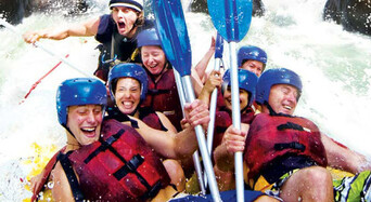 Tully River Full Day White Water Rafting Adventure with Dinner Thumbnail 2