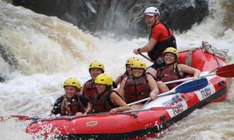Barron River Half Day White Water Rafting Adventure Thumbnail 5