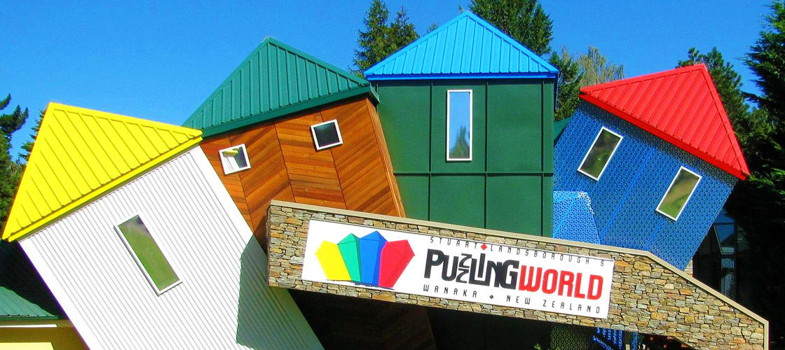 Free Things To Do  Puzzling World