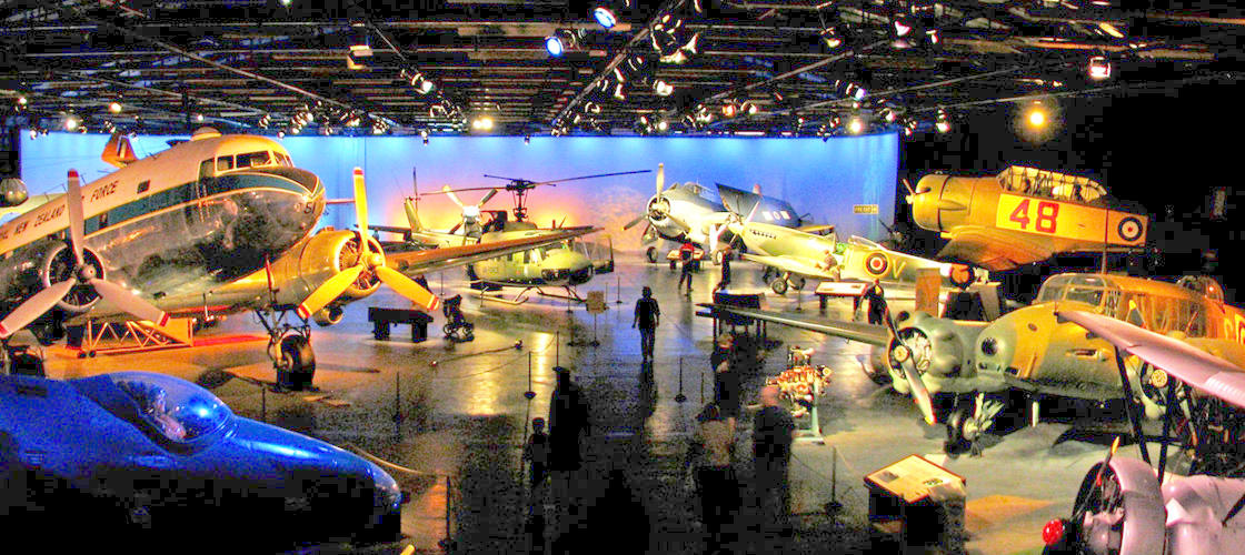 Free Things To Do  The Air Force Museum of New Zealand