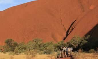 Uluru Segway Tour with Return Transfers Thumbnail 2