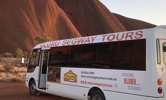 Uluru Segway Tour with Return Transfers Thumbnail 6