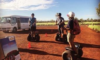 Uluru Segway Tour Self Drive Thumbnail 4