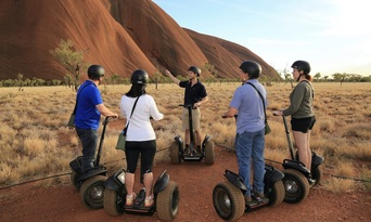 Uluru Segway Tour Self Drive Thumbnail 2