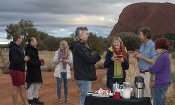 Uluru Sunrise and Segway Guided Tour Thumbnail 3