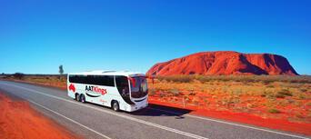 Uluru Morning Guided Base Walk including Breakfast Thumbnail 4